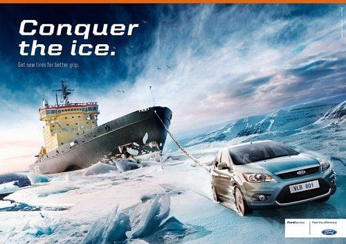 reklam nümunə Ford