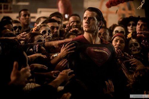 supermen ümid