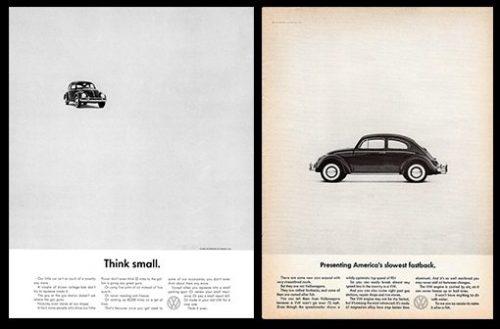 reklam kampaniyaları Volswagen