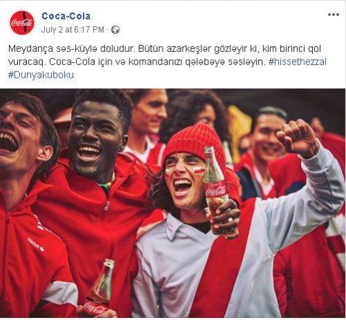 reklam mesajı coca-cola