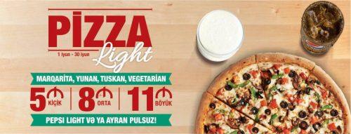 reklam mesajı pizza