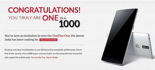 FOMO OnePlus